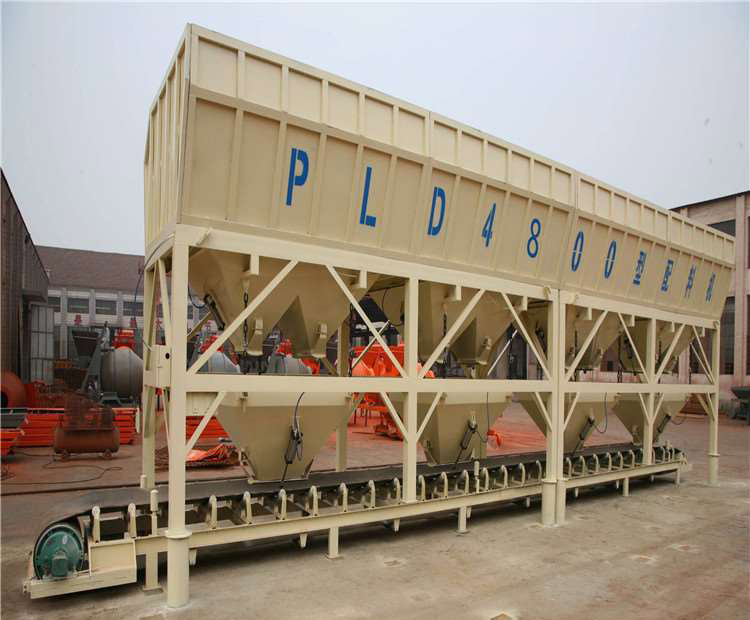 PLD4800 Concrete Batching Machine