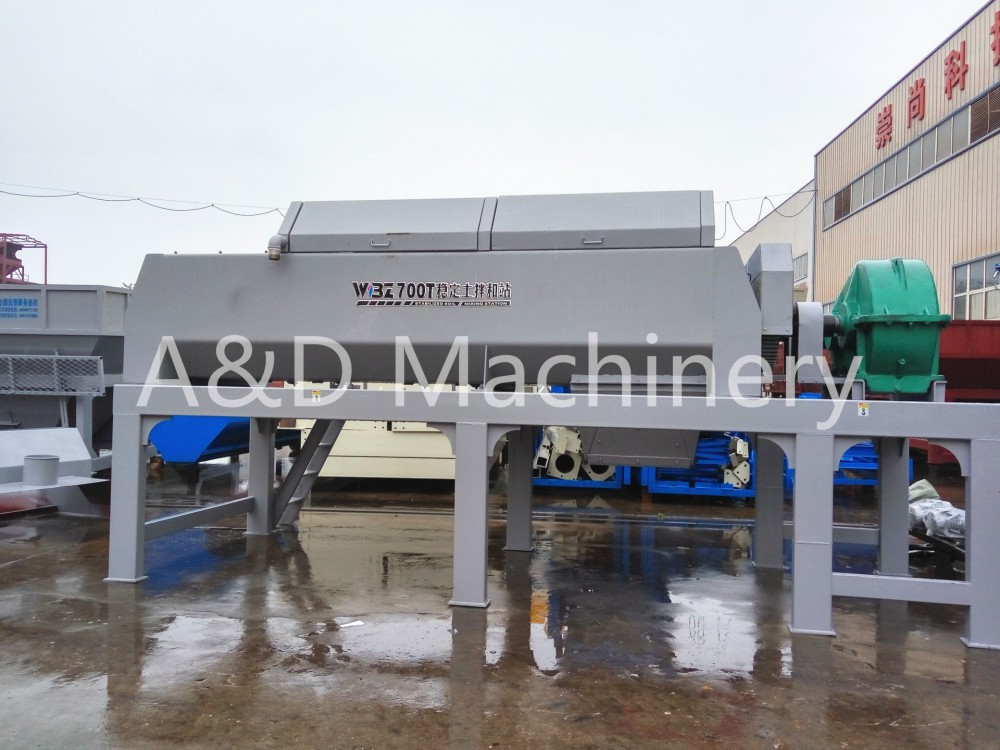 WBZ700 Stabilized Soil Mixing Plant